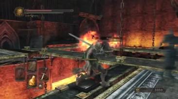 Прохождение Dark Souls 2: Scholar of the First Sin - БОСС: СТАРЫЙ ЖЕЛЕЗНЫЙ КОРОЛЬ