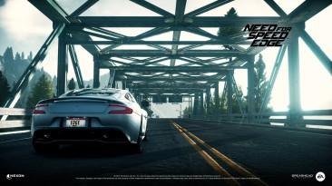 Геймплей третьего бета-теста Need for Speed Online