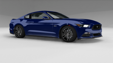 """BeamNG.drive """"Mustang voin174"""""""