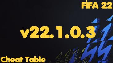 FIFA 22: Таблица Live Editor для Cheat Engine [22.1.0.3] {xAranaktu}