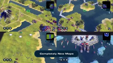 Трейлер космической стратегии Battle Worlds: Kronos для Switch