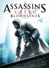 Обложка игры Assassin's Creed: Bloodlines