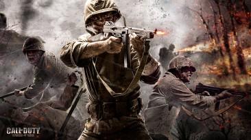 Call of Duty: World at War отмечает 10-летний юбилей