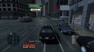 "True Crime: New York City ""Widescreen Fix"""