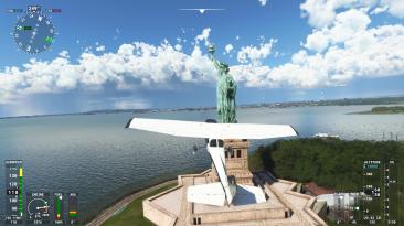 Впечатления от Microsoft Flight Simulator на Xbox Series X