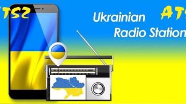 "American Truck Simulator ""Украинские радиостанции v1.0 (1.40.x)"""