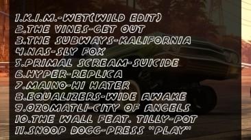 "Midnight Club:Los Angeles ""Ringtones by XBoy360"""