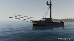 Демонстрация игры Fishing: North Atlantic
