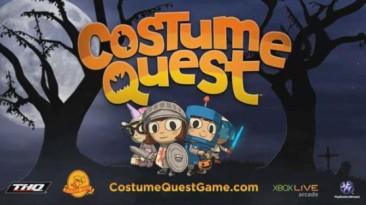 Версии Costume Quest 2 для PS4 и PS3 будут включать эксклюзивный костюм Сэкбоя
