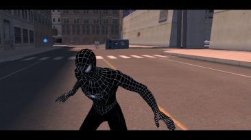 """Spider-Man 2: The Game """"Raimy Black Suit"""" by GPChannelOffical"""