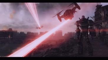 """Fallout 3 """"Реальная баллистика пуль[Real Bullet Speed]"""""""