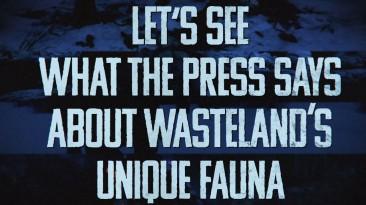 Новый трейлер Wasteland 3 посвятили животным