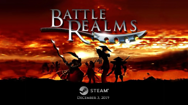 В раннем доступе состоялся выход Battle Realms (+ Winter of the Wolf)