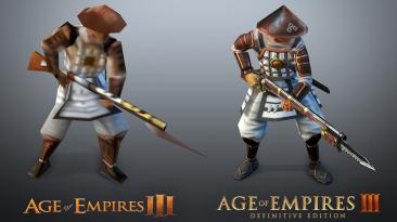Создатели Age of Empires III: Definitive Edition продемонстрировали разницу с оригинальной игрой