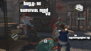 """Bully: Scholarship Edition """"Survival Mod V2"""""""