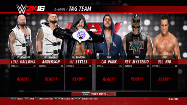 """WWE 2K16 """"Renders MOD"""""""