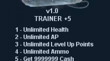 MetalHeart: Replicants Rampage Trainer(+5) [1.0]