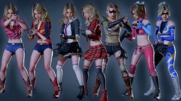 """Resident Evil 2 """"Набор уникальных нарядов для Бекки"""""""