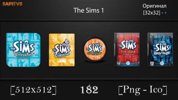 "The Sims ""Иконки (ArtGamer)"""