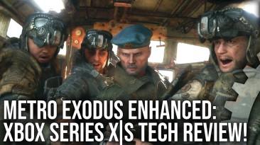 Digital Foundry остались в восторге от Metro Exodus Enhanced Edition на Xbox Series