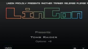 Tomb Raider (2013): Трейнер/Trainer (+8) [1.0.718.4] {LinGon}