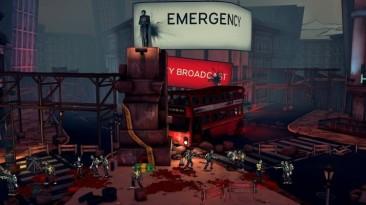 Лондон - для живых! Очистите улицы в игре Bloody Zombies, используя VR или классический экран