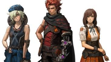 В Metal Max Xeno: Reborn будет полностью переработан дизайн персонажей