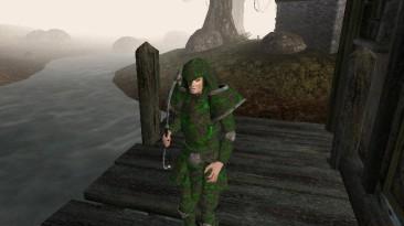 """Morrowind """"Камуфляжная броня """"Desert Storms"""""""""""