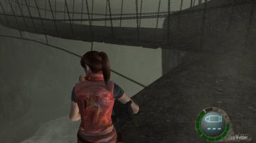 "Resident Evil 4 ""Клэр Редфилд"""