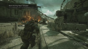 Побег из тюрьмы - 4К геймплей Gears of War: Ultimate Edition