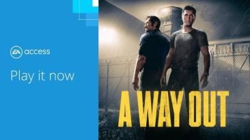 Полная версия A Way Out теперь доступна подписчикам EA Access
