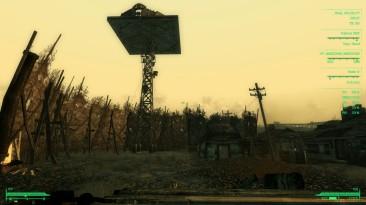 """Fallout 3 """"Добавляем дом в большой город"""""""