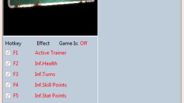 Dead State: Трейнер/Trainer (+6) [0.8.1.4218] {MrAntiFun}