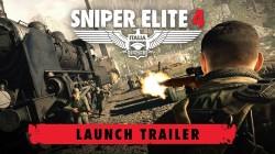 Трейлер запуска Sniper Elite 4 на Nintendo Switch