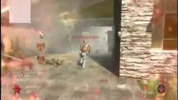 "Сall Of Duty Black Ops ""Убийства томагавком"""