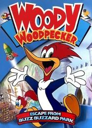 Обложка игры Woody Woodpecker