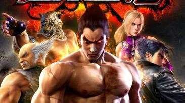"Tekken 6 ""Story Battle Character Select"""