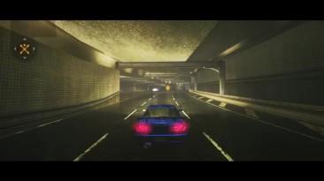 NFS Underground 2 - 2017 Graphics | reshade preset - textures mod - mod city drift | 1080p 60fps