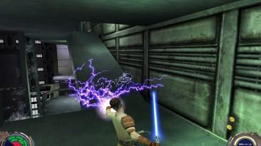 17 минут игрового процесса Star Wars: Jedi Knight II: Jedi Outcast на Nintendo Switch