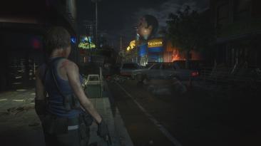 """Resident Evil 3 """"Кинематографичный пресет графики"""""""
