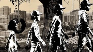 The Walking Dead: Season Two и The Walking Dead: A New Frontie выйдут на Switch 13 сентября