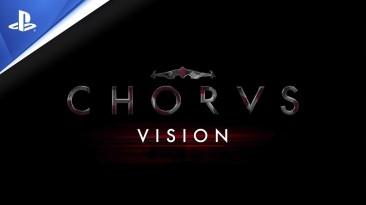 """Chorus - """"эволюция космических боевых шутеров"""". Ролик с новыми кадрами мрачного приключения"""