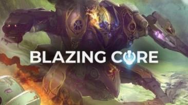 Командный меха-шутер Blazing Core вышел в раннем доступе