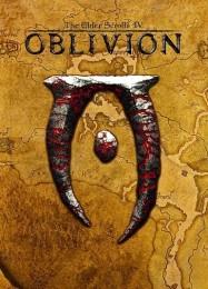 Обложка игры The Elder Scrolls 4: Oblivion