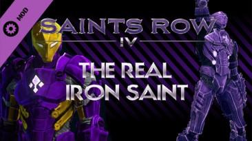 "Saints Row 4 ""Real ""Iron Saint"""""