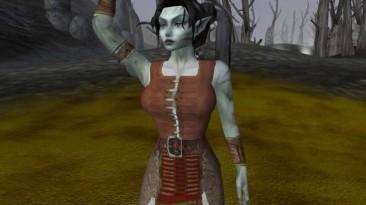 "Morrowind ""Раса - X-jiit"""