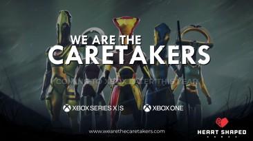 Научно-фантастическая пошаговая тактика We Are The Caretakers выйдет на Xbox Series и Xbox One в конце года