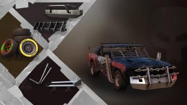 Вышло дополнение Steel and Wheels Pack для Wreckfest