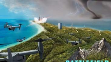 Слух: в презентационном трейлере Battlefield 6 будет показана карта на 128 игроков с штормами, торнадо и Osprey