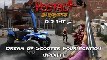 Новое оружие и улучшенный скутер в свежем обновлении для Postal 4: No Regerts